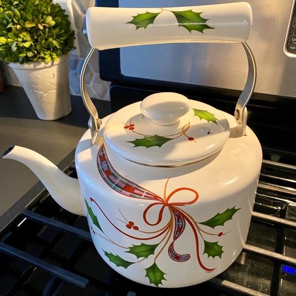 Lenox tea kettle
